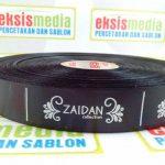 Label Satin
