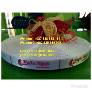Label Satin di Bagan Siapiapi 087838888154 / 087839564928