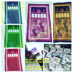 Sajadah Batik di Lubuk Basung 087838888154 / 087839564928