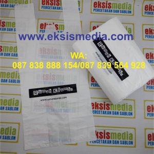 Sablon Tas Plastik di Pulau Pramuka 087838888154 / 087839564928